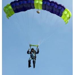 Pilot parachute